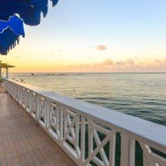 Отель Pelican Villa пляж