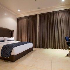 Victoria Crown Plaza Hotel 4* Люкс фото 3