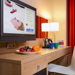 Park Inn Hotel Prague 4* Стандартный номер с различными типами кроватей фото 8
