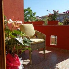 Отель Il Mirto Ористано балкон
