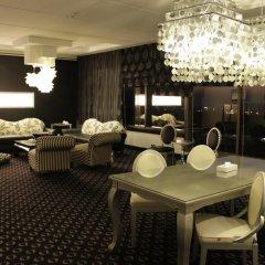 Отель Radisson Blu Resort, Sharjah 5* Люкс с различными типами кроватей фото 3