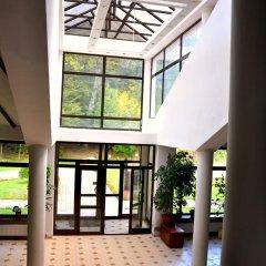 Гостиница Курорт Солнечная Поляна вид на фасад фото 4