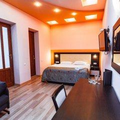 Бутик-отель Корал 4* Стандартный номер с двуспальной кроватью фото 5