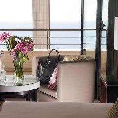 Отель Hyatt Regency Nice Palais de la Méditerranée 5* Стандартный номер с различными типами кроватей фото 15