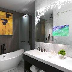 Renaissance New York Midtown Hotel 4* Стандартный номер с различными типами кроватей фото 26