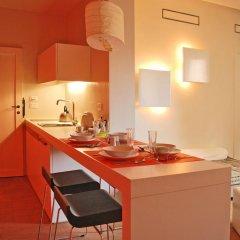 Отель Florent Студия с различными типами кроватей фото 2