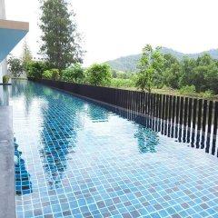 Отель Chic&Cool Condo Bang Tao бассейн
