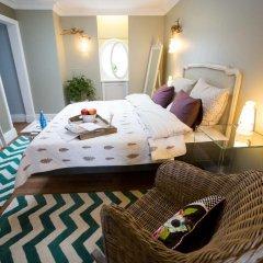 Отель Apartamenty Ambasada Люкс с различными типами кроватей фото 3