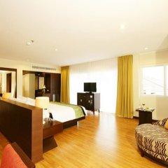 Отель The Heritage Pattaya Beach Resort 4* Полулюкс с различными типами кроватей фото 5
