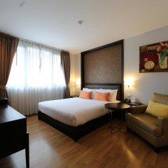Отель The Dawin 3* Стандартный номер фото 3