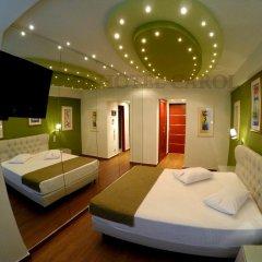 Carol Hotel 2* Люкс с разными типами кроватей фото 13