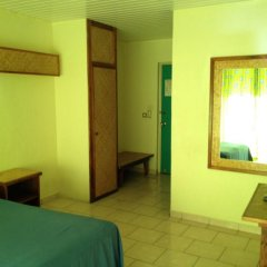 Отель Tiare Tahiti Французская Полинезия, Папеэте - отзывы, цены и фото номеров - забронировать отель Tiare Tahiti онлайн удобства в номере фото 2