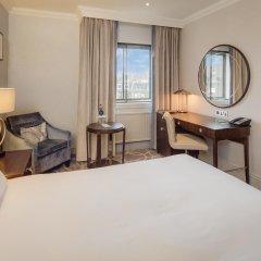 Hilton Glasgow Grosvenor Hotel 4* Стандартный номер с двуспальной кроватью