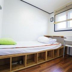 Отель Gonggan Guesthouse 2* Стандартный номер с различными типами кроватей (общая ванная комната) фото 5