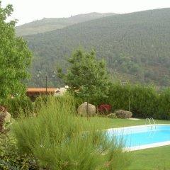 Отель Quinta Do Terreiro Ламего бассейн фото 3
