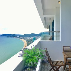 Апартаменты Phi Yen Nha Trang Blue Sea Apartments балкон