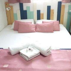 AlaDeniz Hotel 2* Номер Делюкс с двуспальной кроватью фото 37