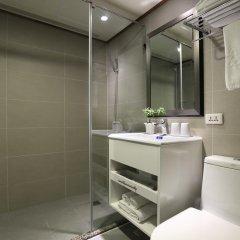 King Shi Hotel 3* Улучшенный номер с различными типами кроватей фото 3