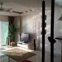 Апартаменты Studio Veiwtalay 7 Паттайя интерьер отеля