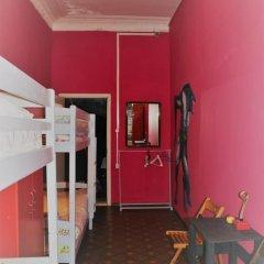 Гостиница Late Breakfast Club Кровать в общем номере с двухъярусной кроватью фото 3