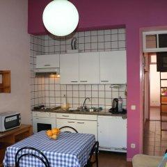 Отель Hospedaria Verdemar Апартаменты с различными типами кроватей фото 29