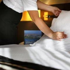 Hotel HCC St. Moritz 4* Стандартный номер с различными типами кроватей фото 3