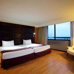 Twin Towers Hotel 4* Улучшенный номер с различными типами кроватей фото 3