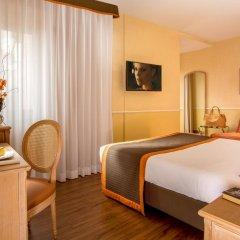 Отель Santa Costanza 4* Стандартный номер с различными типами кроватей фото 3