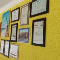 Отель Dermas Inn Колумбия, Сан-Андрес - отзывы, цены и фото номеров - забронировать отель Dermas Inn онлайн интерьер отеля фото 3