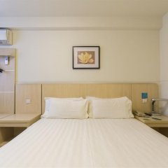 Отель Jinjiang Inn Xian Jiefang Rd Wanda Plaza Китай, Сиань - отзывы, цены и фото номеров - забронировать отель Jinjiang Inn Xian Jiefang Rd Wanda Plaza онлайн комната для гостей фото 5