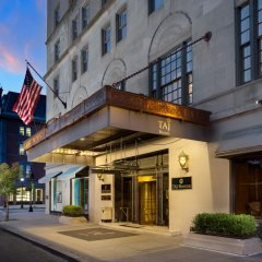 Отель Taj Boston 4* Номер Делюкс с различными типами кроватей