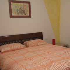 Отель Albergo Alla Posta Стандартный номер фото 8