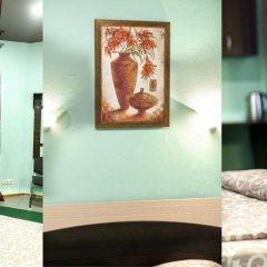 Гостиница Paradise Garden Студия разные типы кроватей фото 7