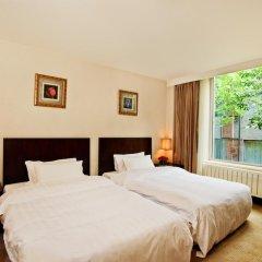 Отель Days Inn Forbidden City Beijing 3* Номер Делюкс с 2 отдельными кроватями фото 6