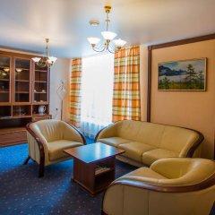 Гостиница Визит 3* Люкс с двуспальной кроватью фото 6