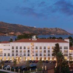 Hotel Budva вид на фасад фото 2