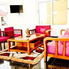 Birdrock Hotel Anomabo комната для гостей