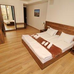 Отель Tbilisi View 3* Стандартный номер с двуспальной кроватью фото 3