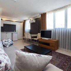 Отель Defne Suites Люкс с различными типами кроватей фото 25