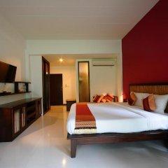 Отель Railay Princess Resort & Spa 3* Улучшенный номер с различными типами кроватей фото 25