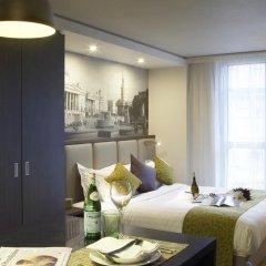 Отель Citadines Trafalgar Square London 3* Студия с различными типами кроватей фото 6