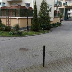 Отель Sopot 23M парковка
