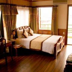 Отель Maison Dhanoi Boutique Ханой комната для гостей