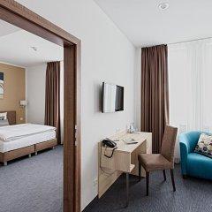 BO Hotel Hamburg 3* Стандартный номер с различными типами кроватей фото 6