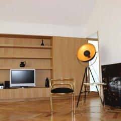 Отель Groove-Wood Loft интерьер отеля
