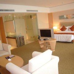 Grand Metropark Hotel Suzhou 4* Номер Делюкс с различными типами кроватей фото 4