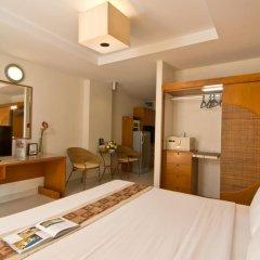 Отель Bella Villa Prima 3* Стандартный номер фото 3
