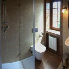 Гостиница Petrani Nivki ванная фото 2