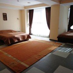 Mark Plaza Hotel 2* Стандартный семейный номер разные типы кроватей фото 5