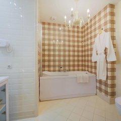 Гостиница Гостинично-ресторанный комплекс Онегин 4* Стандартный семейный номер с двуспальной кроватью фото 5